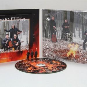 DIGIPACK OVITEK - KARTONASTI OVITEK ZA CD ALI DVD-10