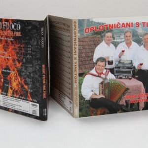 DIGIPACK OVITEK - KARTONASTI OVITEK ZA CD ALI DVD-14
