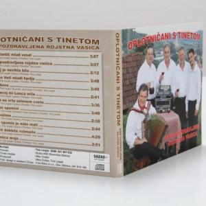DIGIPACK OVITEK - KARTONASTI OVITEK ZA CD ALI DVD-5